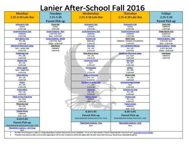 clubs-by-day-fall-2016