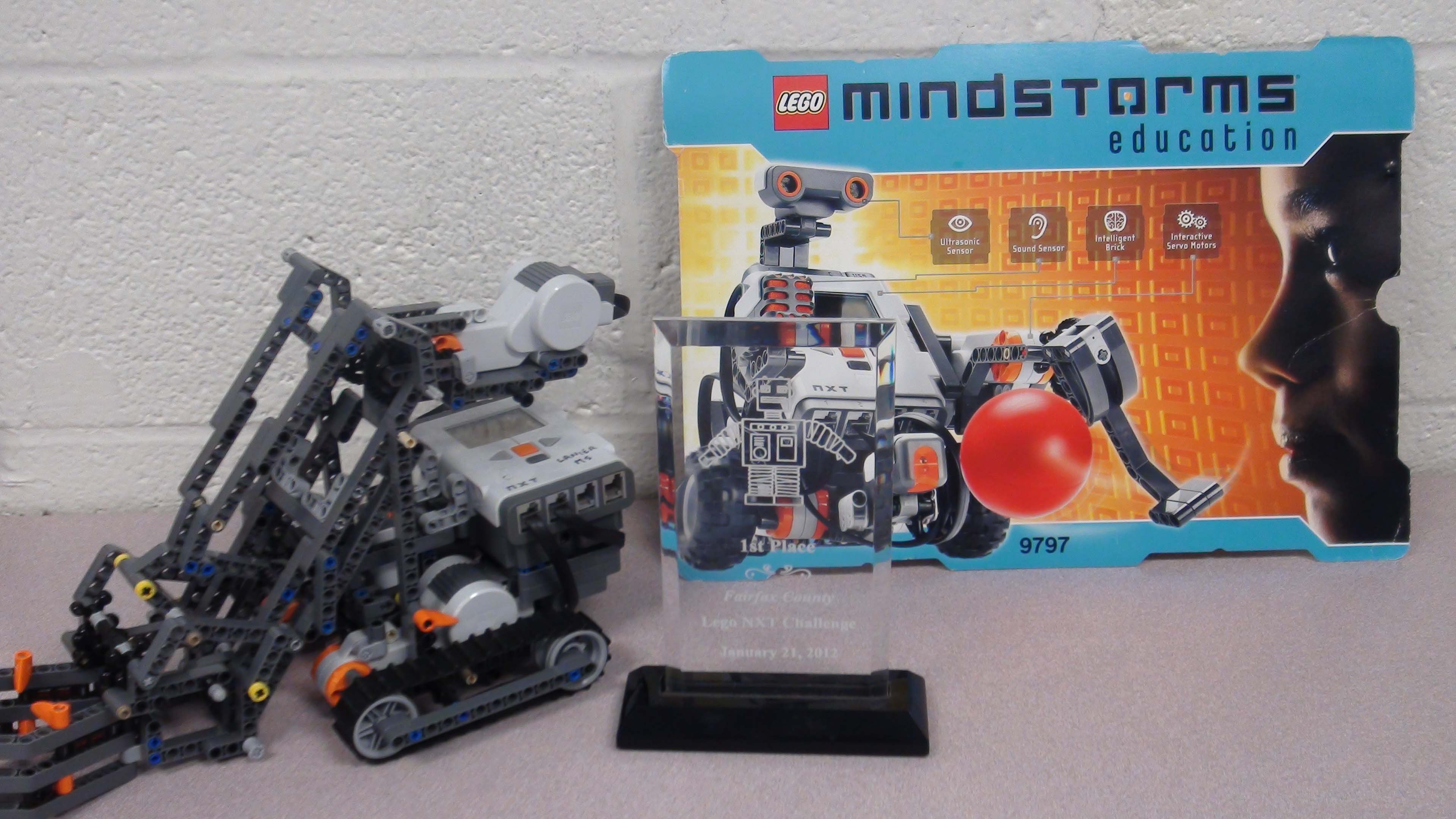 TSA/LEGO Robotics Club | Lanier After-School
