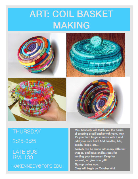 art-coil-basket-making